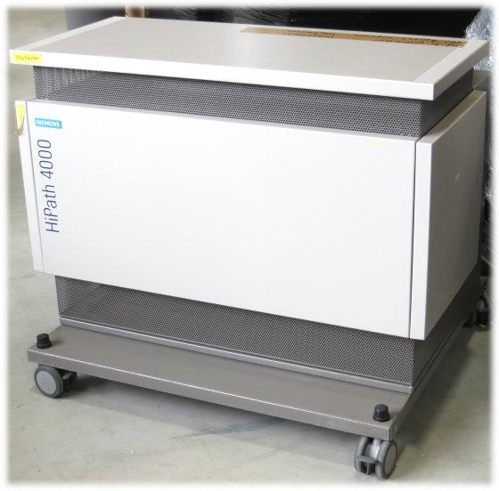 Siemens HiPath 4000 Schrank mit 2x Netzteil ohne Platinen