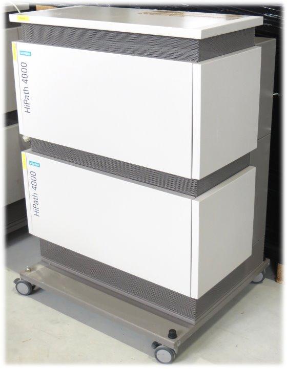 Siemens HiPath 4000 Schrank mit Netzteil ohne Platinen
