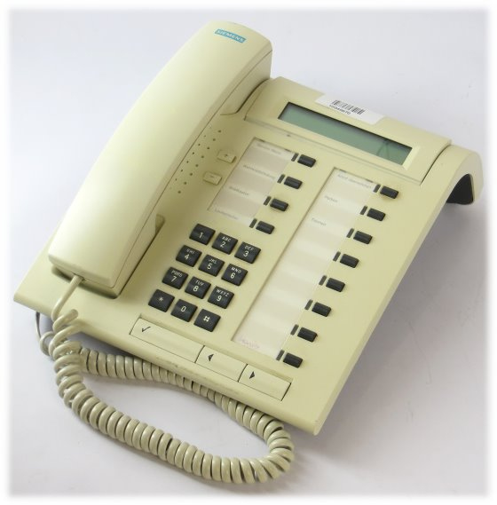 Siemens Optiset E Advance Systemtelefon B-Ware für TK-Anlage Hipath Hicom