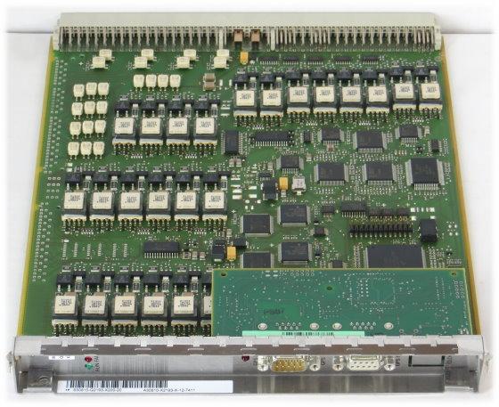 Siemens SLC24 Q2193-X200 für HiPath 4000 mit Modul SLCSS 30807-Q6714-X-8
