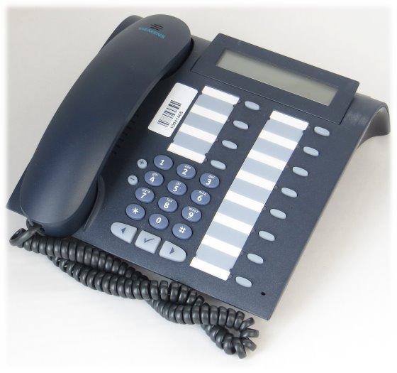Siemens optiPoint 410 Standard System Telefon Mangan für TK-Anlage