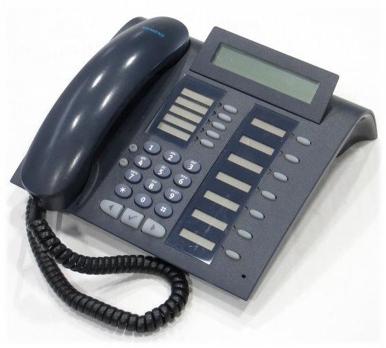 Siemens optiPoint 420 Economy Plus IP Systemtelefon mangan
