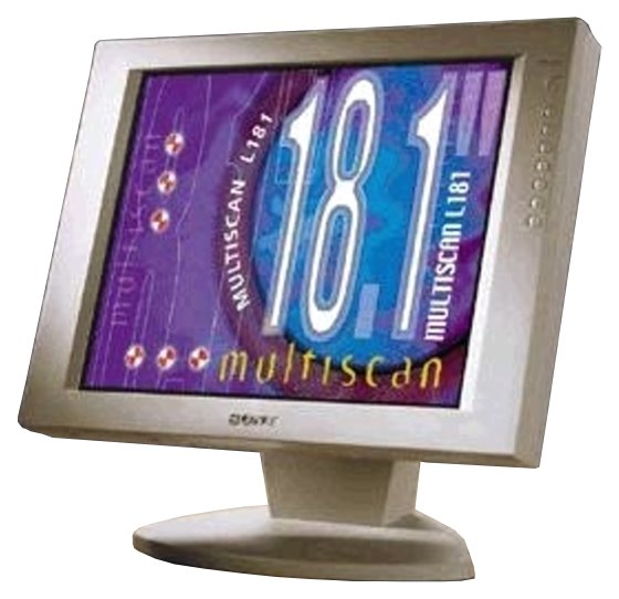 18 Zoll TFT Sony CPD-L181 2x D-SUB 1280 x 1024