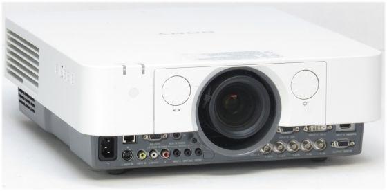 Sony VPL-FH30 LCD Beamer 4300 ANSI/LU HDMI BNC LAN WUXGA Full HD 1920x1200