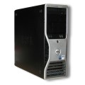 Dell Precision T3400 Core 2 Quad Q9550 @ 2,83 GHz 4GB 160GB DVD Quadro FX1700
