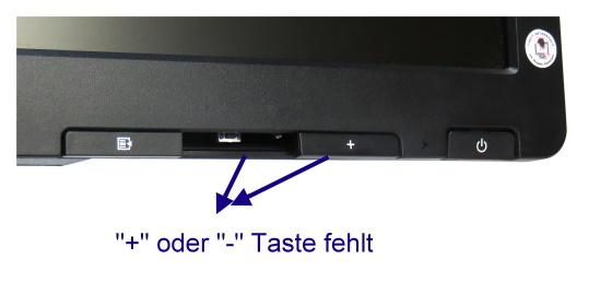 "22"" TFT LCD HP LE2201w 1000:1 VGA Monitor schwarz 5ms ""+/-"" Taste fehlt"