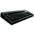 Gebrauchte PC Tastatur USB deutsch in schwarz