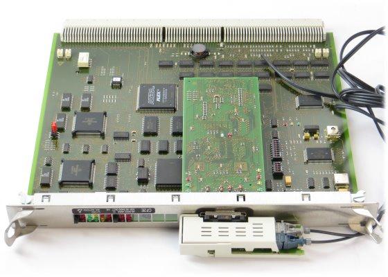 Tenovis CF2E Plug-In Karte Modul für Integral 33 TK-Anlage 49.9903.4968 D