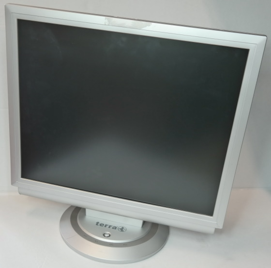 "19"" LCD TFT Terra 1900BC 1280 x 1024 Monitor ohne Netzteil"