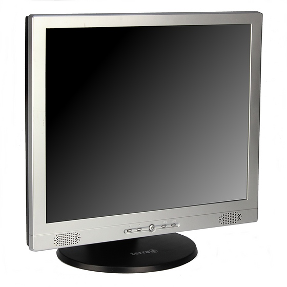 "19"" TFT Terra 1900PV Monitor VGA DVI 1280 x 1024 B-Ware"