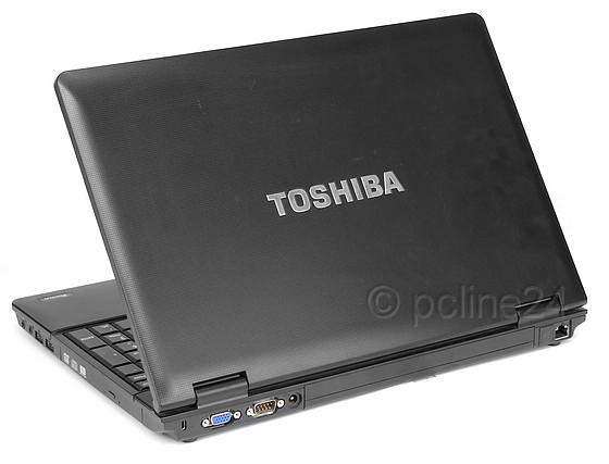 Toshiba Tecra A11 i3 370M @ 2,4GHz 4GB Webcam (ohne HDD, Akku defekt, BIOS PW)