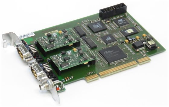 Vector CANboardXL CAN Interface Karte Card Adapter PCI