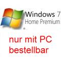 Windows 7 Home Premium Rfb. SP1 DE 32/64bit