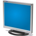 17&quot; TFT Terra LCD 4217 1280 x 1024 VGA DVI Lautsprecher Monitor