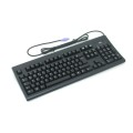 Wyse KB-3926 Tastatur deutsch PS/2 anthrazit NEU 770413-04l