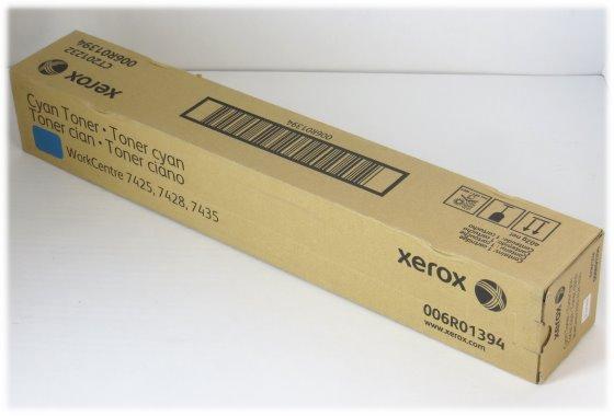 Xerox 006R01394 Toner original cyan NEU/NEW für WorkCentre 7425 7428 7435