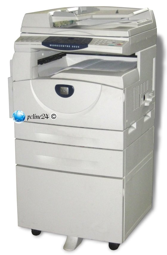 Xerox Workcentre 5020 Руководство