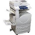 Xerox WorkCentre 7132 defekt für Bastler Service Fehler, Startet nicht