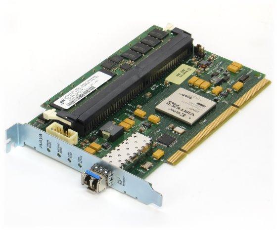 Avaya DAL2 S0,1 V1 700405079 DUP Memory 512 MB PCI-X Karte + FTLF1319P1BTL