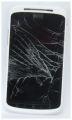 ZTE BASE Lutea 2 defekt an Bastler Displaybruch Glasbruch weiß