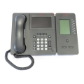 Avaya Deskphone 9641G SIP IP-Telefon mit BM12 Expansion Modul