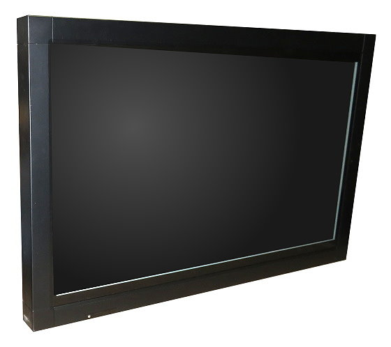 """32"""" TFT Conrac 6032 PD 1366 x 768 Public Protected Display Monitor ohne Standfuß ohne Fernbedienung"""