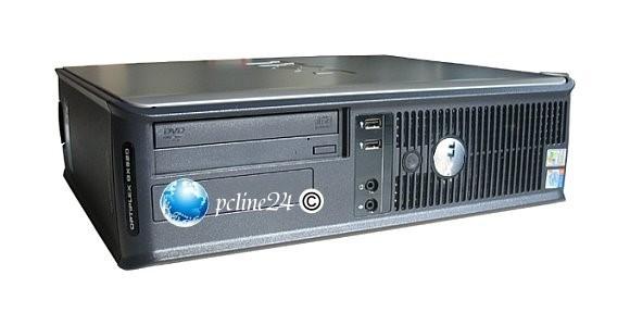 Dell Optiplex 780 Core 2 Duo E7500 @ 2,93GHz 4GB 160GB DVD Computer