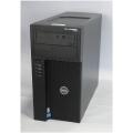 Dell Precision T1650 Xeon Quad Core E3-1240 V2 @ 3,4GHz 8GB 750GB DVD±RW
