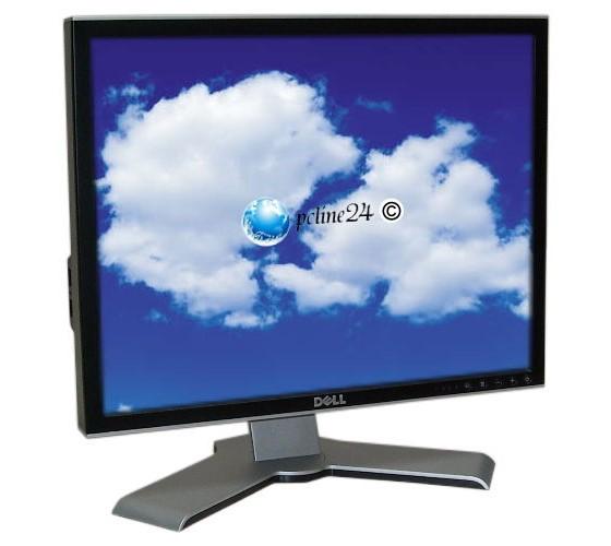 "20"" TFT LCD DELL 2007FP b / 2007FPb 16ms schwarz-silber"