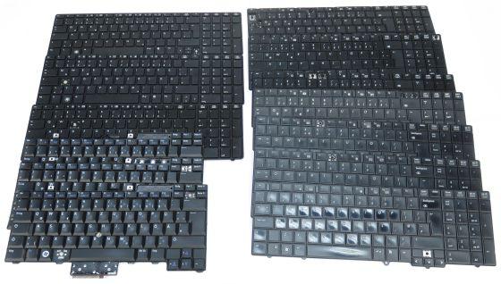 13x Tastaturen HP Dell für Bastler (Tasten fehlen) defekt für E6400 6550b 6570b