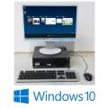 "Komplett PC-System Dual Core 2,8GHz 4GB 250GB + 22"" NEC TFT-Monitor + Windows 10 Home x64"
