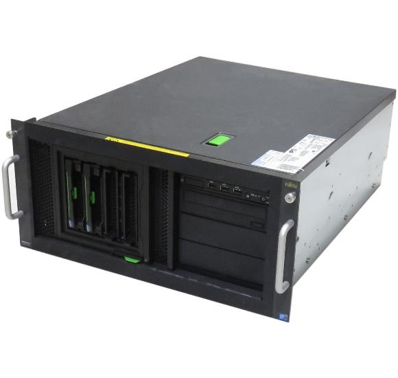 Fujitsu Primergy TX150 S7 Xeon Quad X3430 @ 2,4GHz 4GB 2x 250GB DVDRW 2x 470W