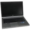 "14"" HP EliteBook 8470p Core i5-3320M @ 2,6GHz 4GB 500GB DVD+RW WEBCAM"