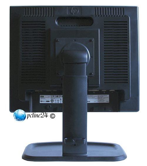 """19"""" TFT LCD HP L1955 TCO""""03 Pivot VGA DVI USB-Hub B-Ware"""