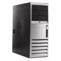 HP/Compaq dc7700 Core 2 Duo E6400 @ 2,13GHz 2GB 80GB DVD Tower PC Computer