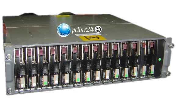 HP StorageWorks M5314B 14x 146GB FC AD542B
