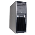 HP xw4200 Pentium 4 HT 3,2GHz 2GB 80GB DVD Quadro FX1300 Workstation B-Ware