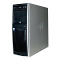 HP xw4600 Core 2 Quad Q9550 @ 2,83GHz 4GB 250GB DVD-ROM Radeon X1300 B-Ware