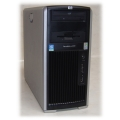 HP xw8200 2x Xeon 3,6GHz 8GB 250GB DVD-ROM Quadro FX570 B-Ware Workstation