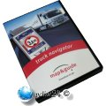 map&amp;guide truck navigator v.4.1.1 3x DVD ohne Handbuch Europe/Germany 2007 Psion Edition