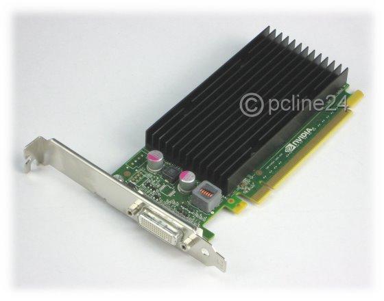nVIDIA Quadro NVS 300 512MB PCIe x16 passive Kühlung silent Grafikkarte