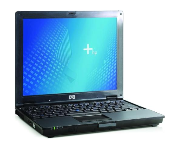 HP Compaq NC4200 Centrino 1,73GHz 1GB 40GB WLAN B-Ware (ohne Netzteil/Akku defekt)