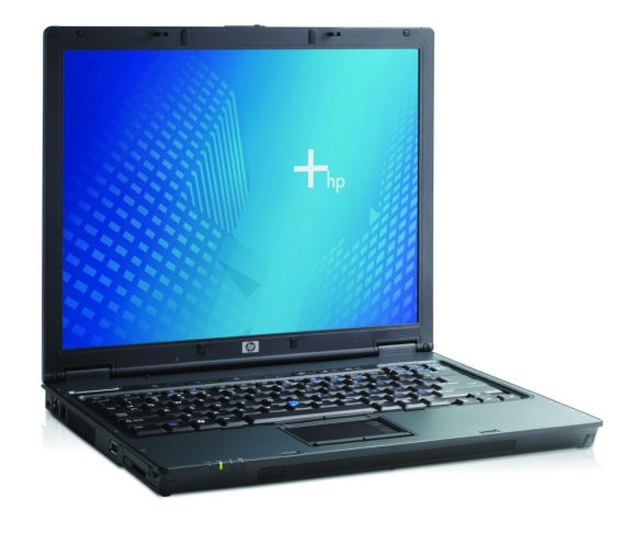 HP Compaq NC6220 Pentium M 1,86GHz 1GB Combo ohne HDD (Rahmen nicht vorhanden)
