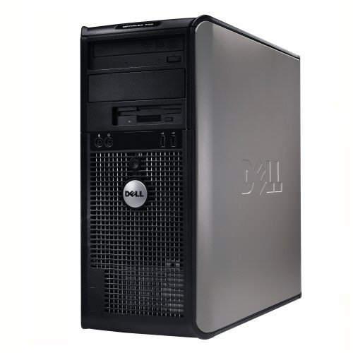 DELL Optiplex 745 Core2Duo E6600 @ 2,4GHz 2GB 80GB DVD