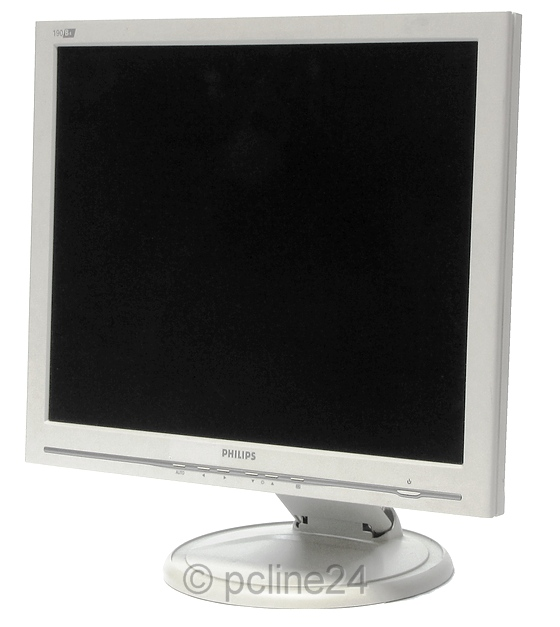 "19"" TFT LCD PHILIPS 190B4 500:1 TCO´03 DVI-D beige vergilbt"