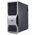 Dell Precision 690 T 2x Xeon Dual Core 5150 @ 2,66GHz 4GB 80GB Quadro NVS295 Workstation
