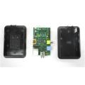 Raspberry Pi Model B 512MB mit Gehäuse und USB-Kabel