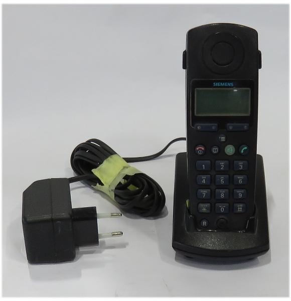 Siemens Gigaset 3000 Comfort Schnurlos Telefon mit Ladeschale ohne Akku B-Ware