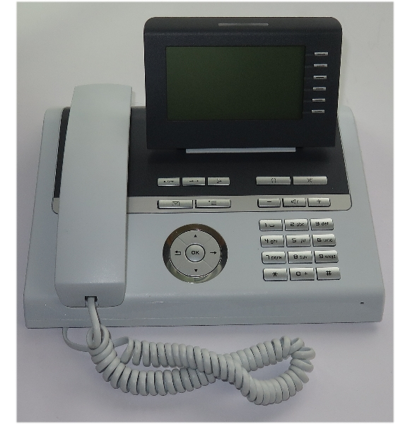 Siemens OpenStage 40T System-Telefon ice-blue Hipath Unify