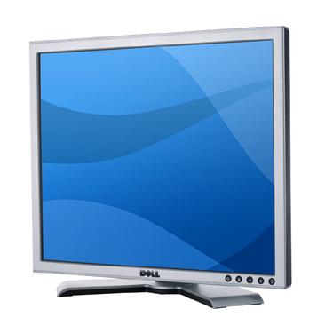 "17"" TFT DELL UltraSharp 1707FPt 600:1 8ms USB-Hub"